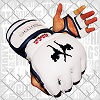 FIGHTERS - MMA Handschuhe / Elite / Weiss / Large