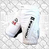 FIGHTERS - Fightshorts MMA Shorts / Combat / Weiss / Large