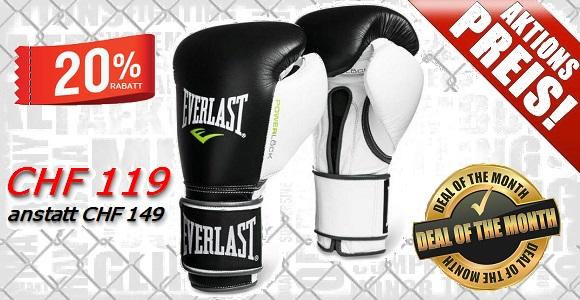 EVERLAST - Boxhandschuhe / Powerlock / 12 oz